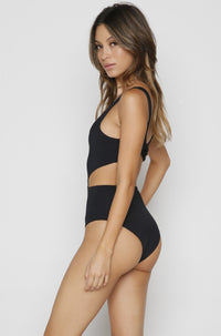 Rita One Piece in Black