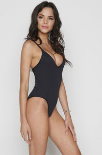 Dakota One Piece in Black