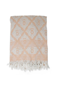 Haven Towel in Terracotta
