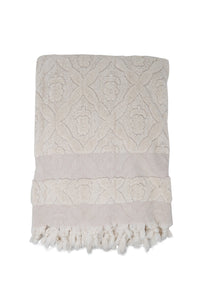 Haven Towel in Stone