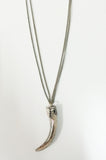 Natalie B Jewelry Abalone Horn Necklace|ISHINE365 - 6
