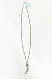 Natalie B Jewelry Abalone Horn Necklace|ISHINE365 - 1