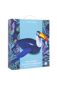 Inflatable Toucan Kickboard