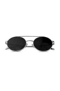 Wooster Sunglasses in Silver