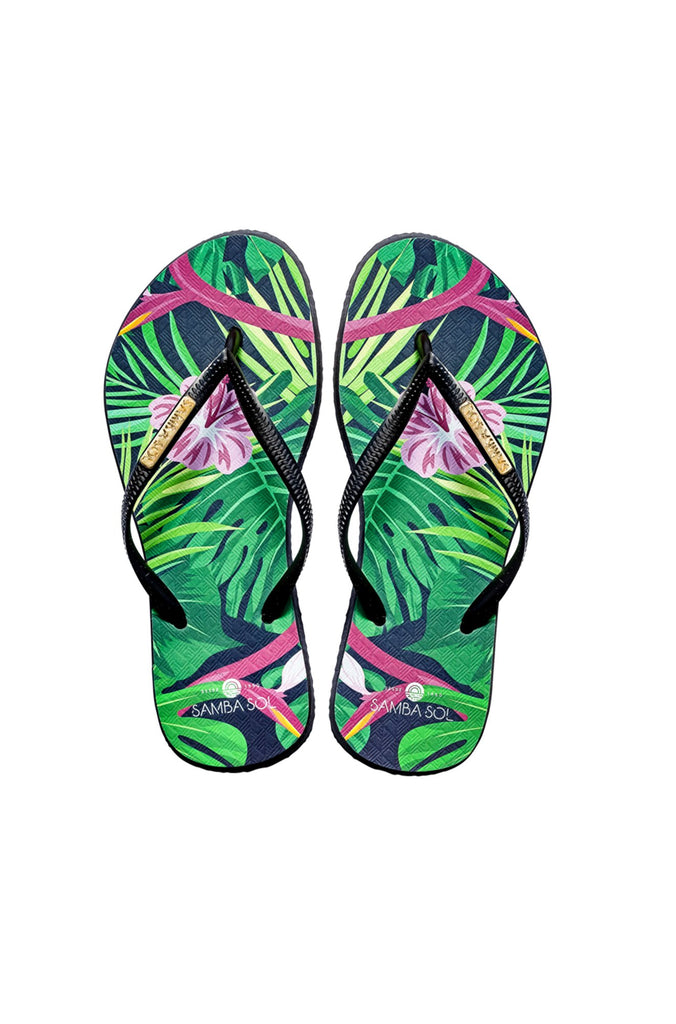 Flip Flops in Tropical