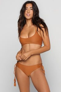 KAOHS Gypsy Bikini Bottom in Bronze|ISHINE365 - 4