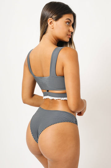 Eve Bikini Bottom in Hounds