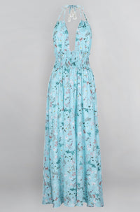 Paola Dress in Light Blue