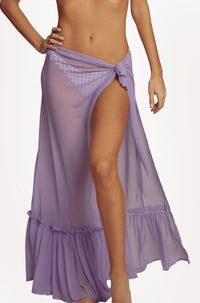 Naomi Skirt in Lilac