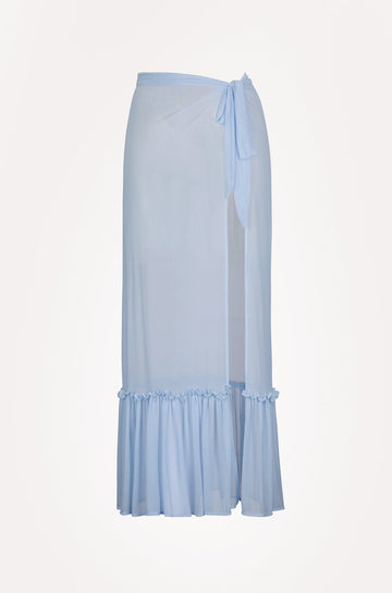 Naomi Skirt in Baby Blue