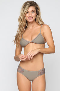 Posh Pua Kahana Bikini Bottom in Smoke|ISHINE365 - 4