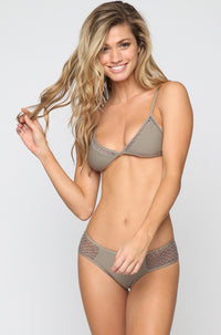 Posh Pua Kahana Bikini Bottom in Smoke|ISHINE365 - 3