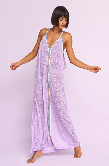 Inca Sundress in Lavender