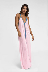 Inca Sundress in Light Pink