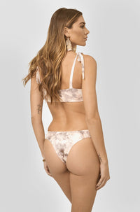 Sophie Bottom in Blush Tie Dye