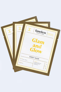 Glam and Glow Sheet Mask