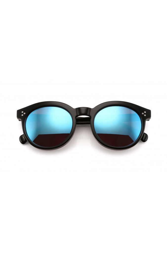 Wildfox Harper Deluxe Sunglasses in Black|ISHINE365 - 1
