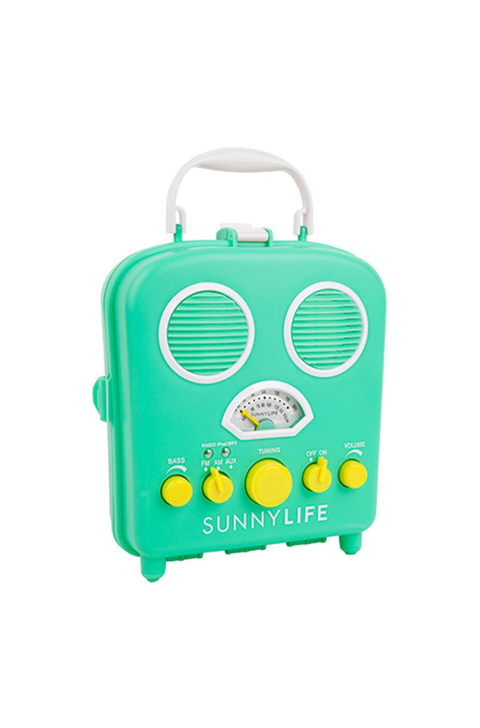 Sunny Life Beach Sounds in Biscay Green|ISHINE365 - 1