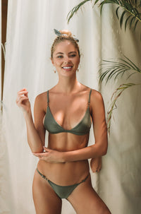 Casi Bottom in Sage