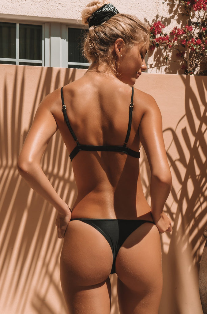 Casi Bottom in Black