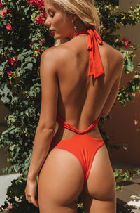 Hailey One Piece in Picante