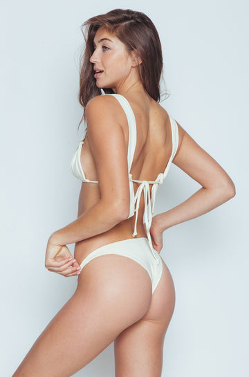 Seamless Cheeky Bottom in Ivory