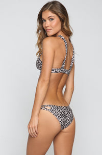 ACACIA SUMMER Dubai Bikini Top in Snow Leopard|ISHINE365 - 2