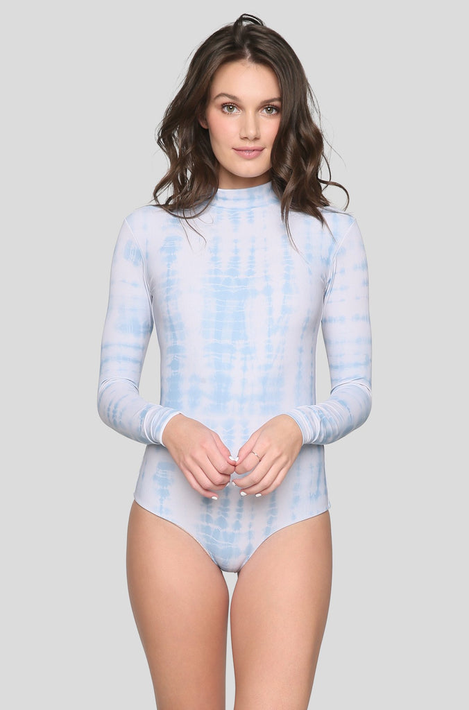 Ehukai One Piece in Shibori