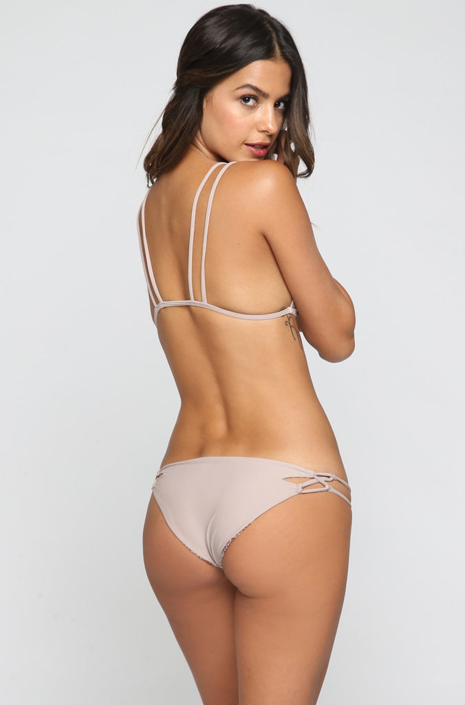 ACACIA SUMMER Nusa Bikini Bottom in Driftwood|ISHINE365 - 4