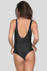 Mauka One Piece in Shadow