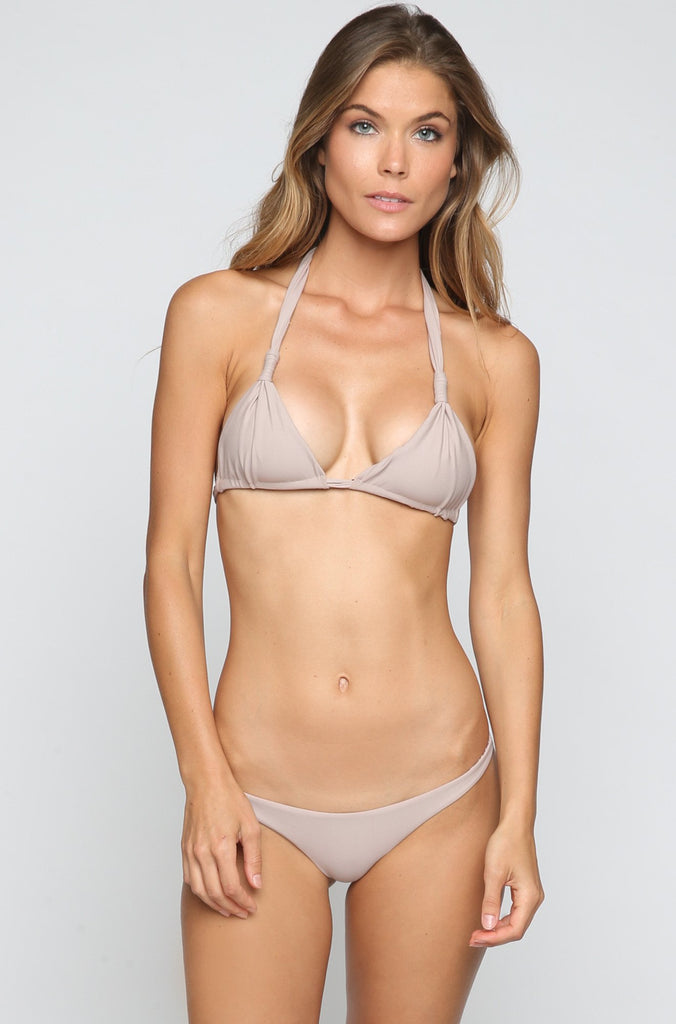 ACACIA SUMMER Pipeline Bikini Bottom in Driftwood|ISHINE365 - 3