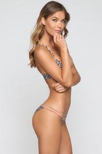 ACACIA SUMMER Manoa Bikini Bottom in Snow Leopard/Topless|ISHINE365 - 5