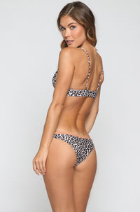 ACACIA SUMMER Manoa Bikini Bottom in Snow Leopard/Topless|ISHINE365 - 1
