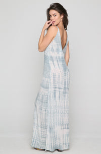 Sardina Dress in Shibori
