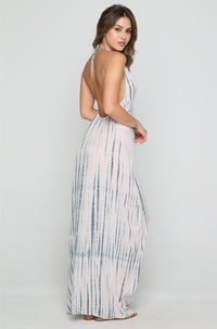 Sumba Dress in Shibori