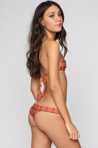 ACACIA RESORT Ho'okipa Stitch Bikini Bottom in Li Hing Mui/Storm|ISHINE365 - 4