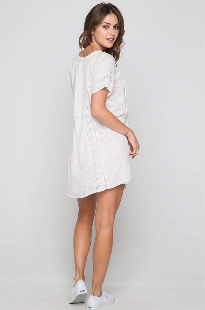 Loveland Dress in Casa Blanca