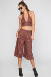Amuse Society Edie Pant in Moccasin|ISHINE365 - 3
