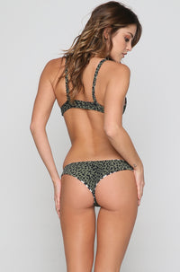 Wild One Tonga Bikini Bottom in Multi