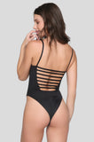 Malibu Crush One Piece in Black