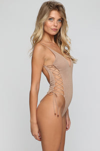 Mermaid One Piece in Sandstorm