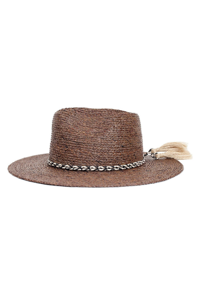 Booker Fedora in Brown