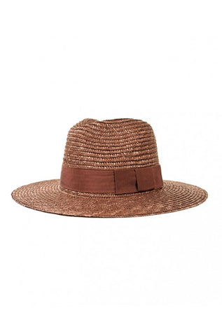 Joanna Hat in Brown