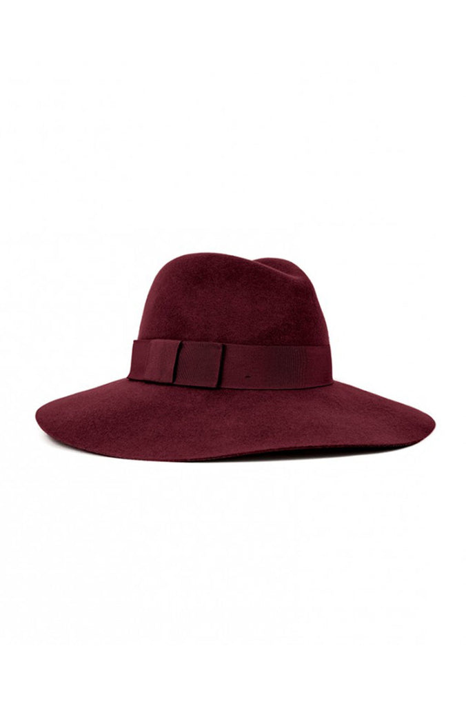 Piper Hat in Wine