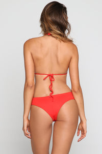 Leblon One Piece in Red