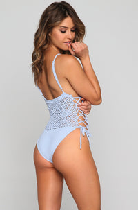 Lilah One Piece in Cloud