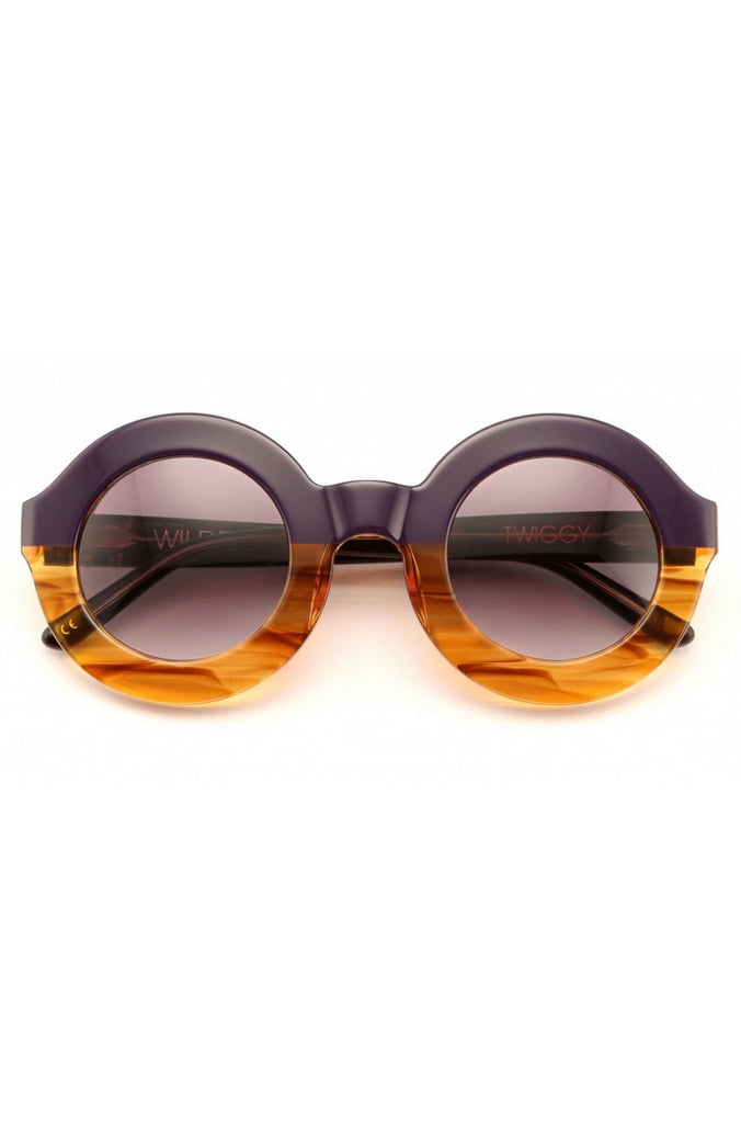 Twiggy Sunglasses in Sahara