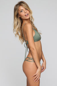 INDAH 2016 Sasa Bikini Bottom in Army Green|ISHINE365 - 5