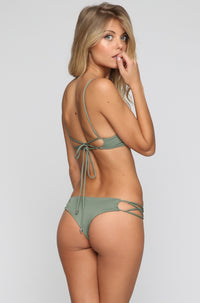 INDAH 2016 Sasa Bikini Bottom in Army Green|ISHINE365 - 1