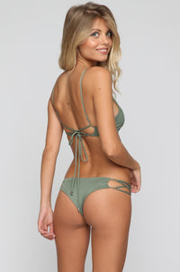 INDAH 2016 Sasa Bikini Bottom in Army Green|ISHINE365 - 3